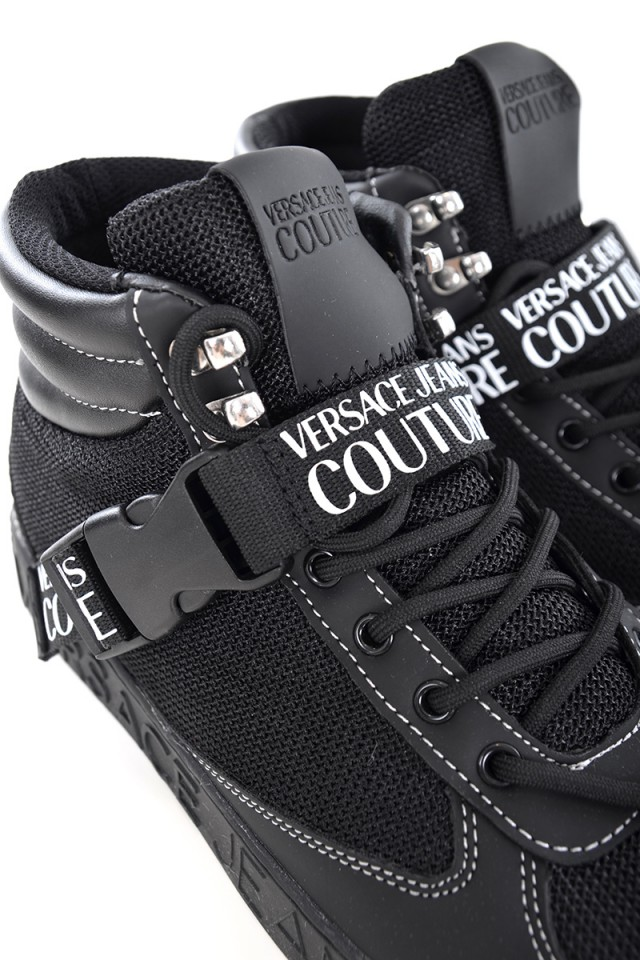 Sneakersy L. FONDO CASSETTA PERS COATED VERSACE JEANS COUTURE