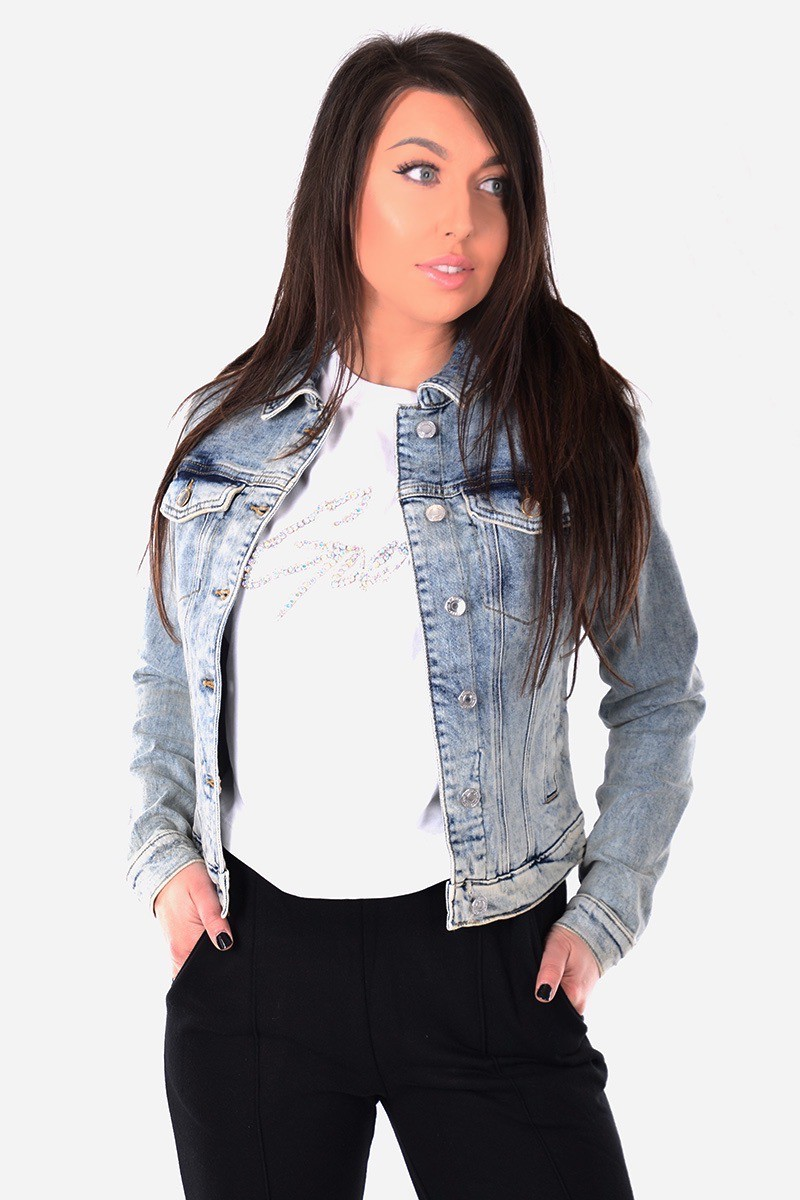 butik kurtka jeansowa