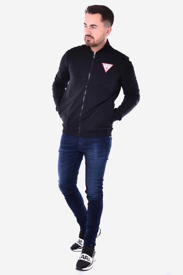 Bluza LOGO BLACK GUESS
