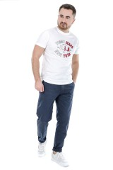 T-shirt ARCHED GRAPHIC TEE WHITE TOMMY JEANS