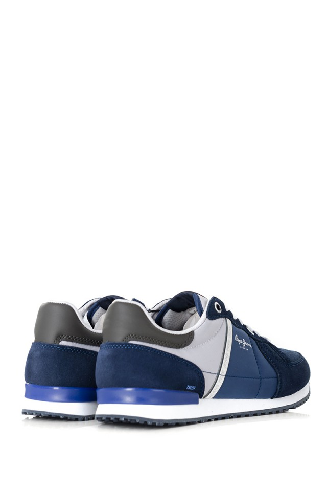 Sneakersy TINKER ZERO ATH MARINE PEPE JEANS