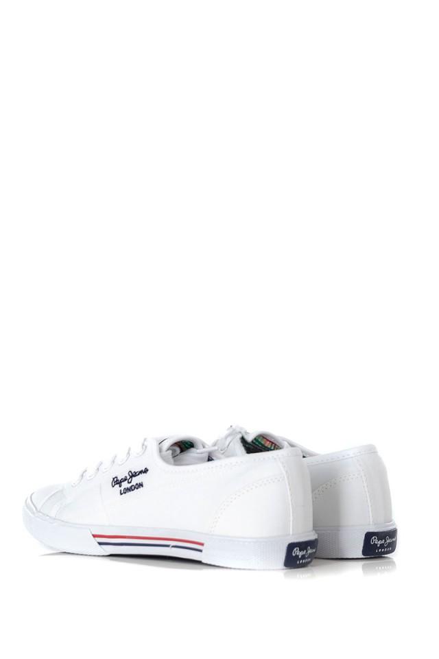 Trampki ABERLADY BASIC WHITE PEPE JEANS