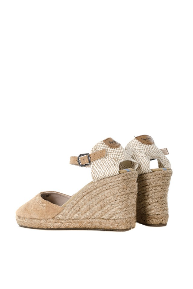 Koturny WENDY BASS TOBACCO PEPE JEANS