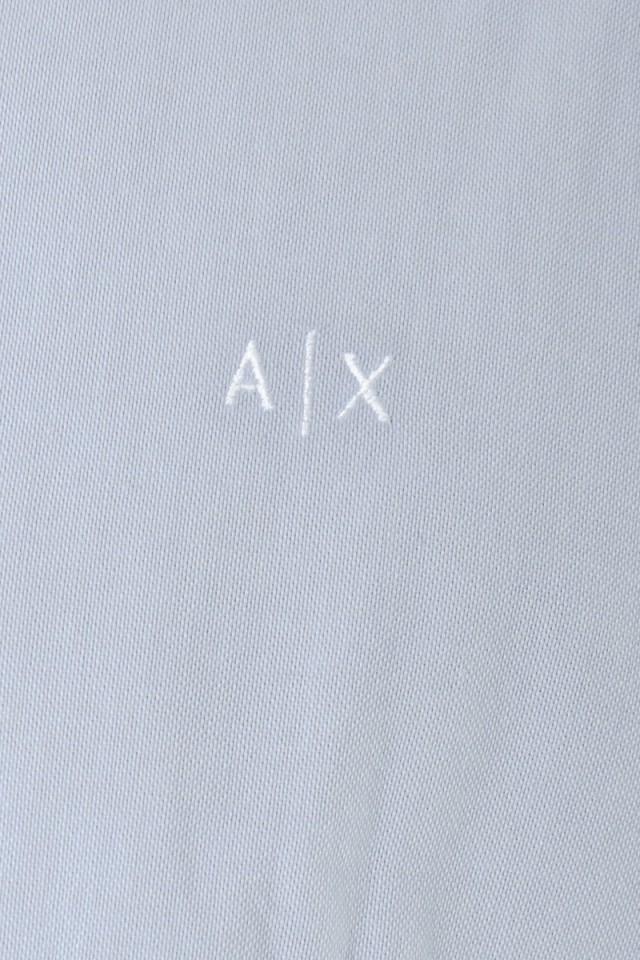 Koszula SKY BLUE OXFORD ARMANI EXCHANGE