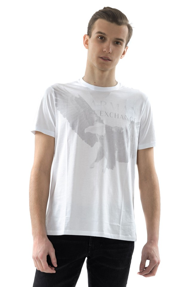 T-shirt EAGLE PRINT ARMANI EXCHANGE