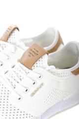 Sneakersy BRENTOON WHITE GANT