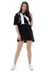 Sukienka ORGANIC COTTON OVERSIZED CALVIN KLEIN JEANS