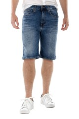 Szorty jeansowe REY RELAXED SHORT TOMMY JEANS