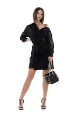 Sukienka SHOULDER BLACK GUESS