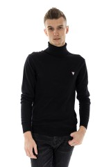 Sweter z golfem CLASSIC LOGO GUESS