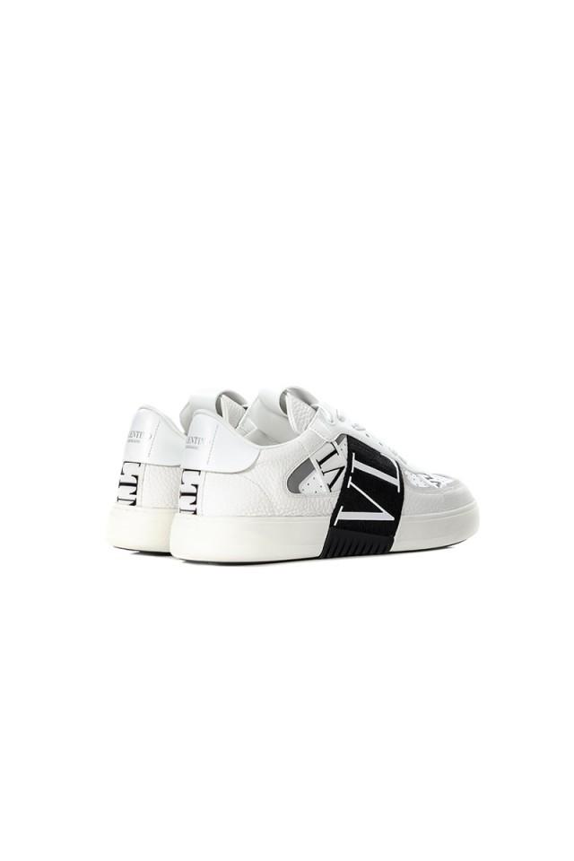 Sneakersy STREET STYLE LOGO VALENTINO