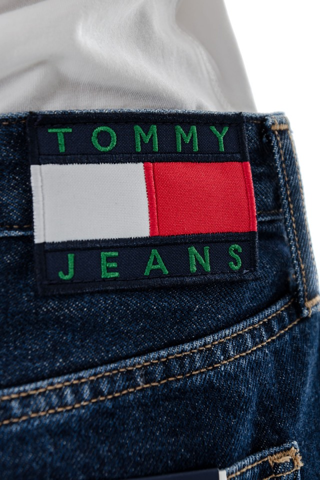 Spódnica w logo SHORT DENIM TOMMY JEANS