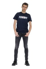 T-shirt LAYERED GRAPHIC TEE TOMMY JEANS