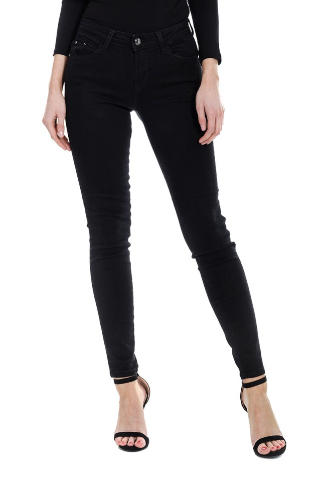 Spodnie jeansowe CURVE X SKINNY GUESS