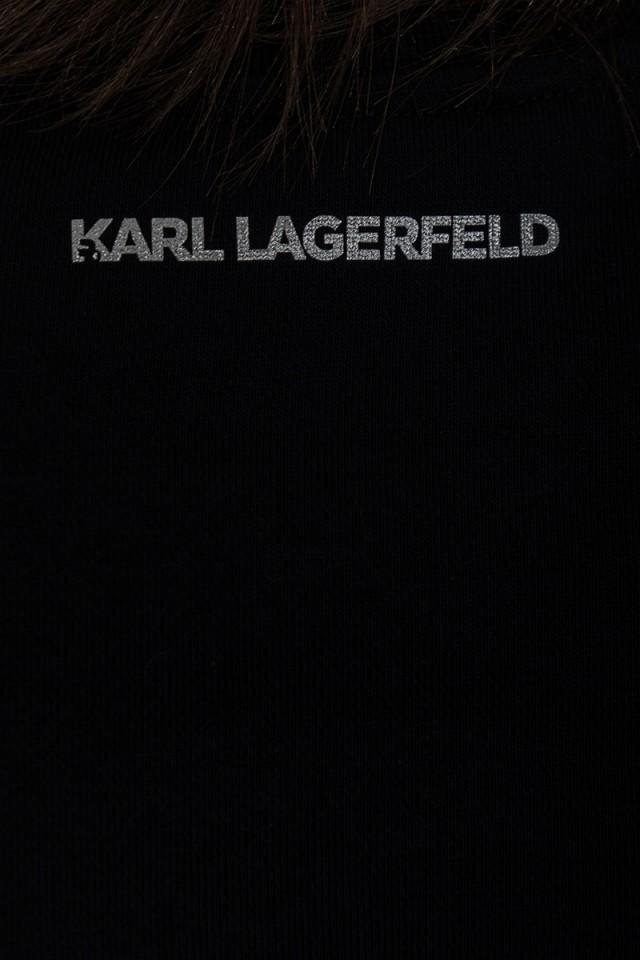 Bluza wkładana IKONIK PUFFER KARL LAGERFELD