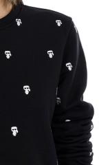 Bluza wkładana ALL-OVER IKONIK KARL LAGERFELD