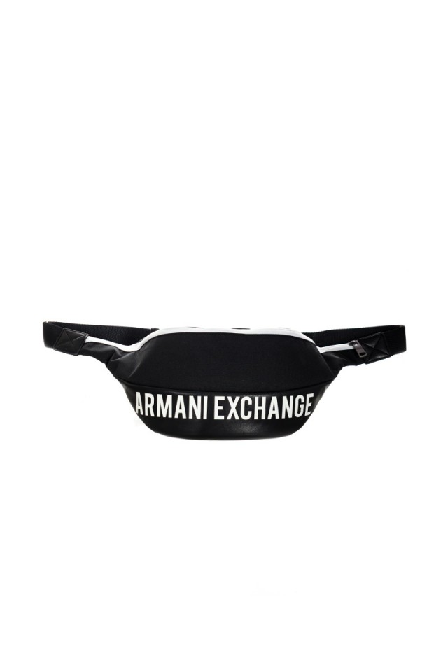 Nerka z logo czarna ARMANI EXCHANGE