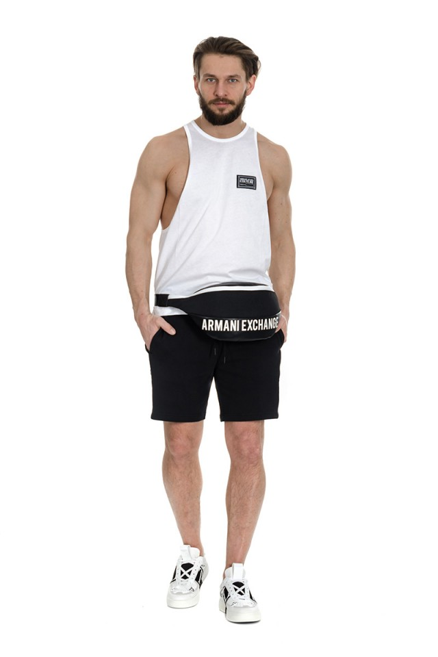 Tank top z logo VERSACE JEANS COUTURE