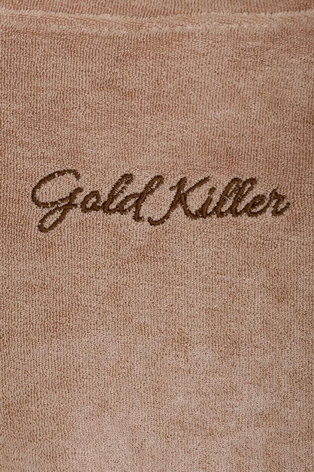 T-shirt karmel GOLD KILLER