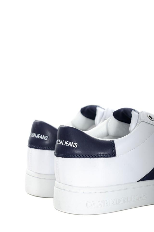 Sneakersy białe CUPSOLE SNEAKER CALVIN KLEIN JEANS