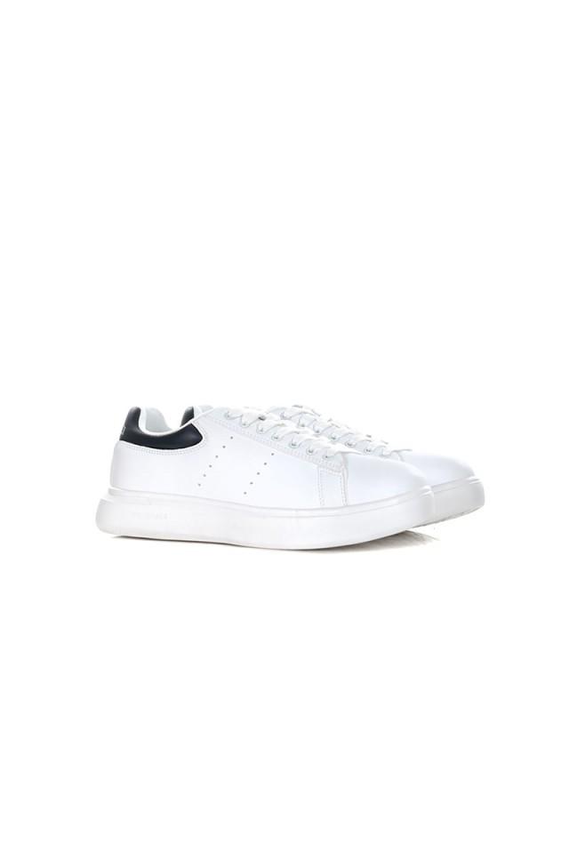 Sneakersy białe YRIAS TRUSSARDI