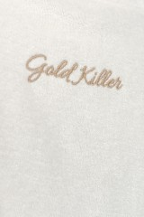 T-shirt biały GOLD KILLER