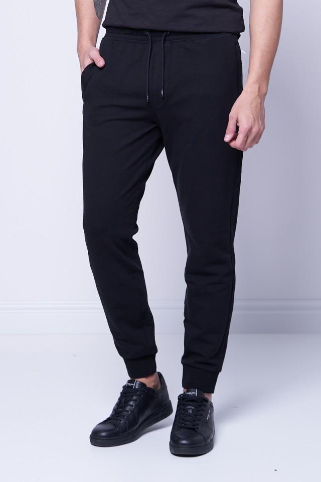 Spodnie dresowe z logo na kieszeni GUESS