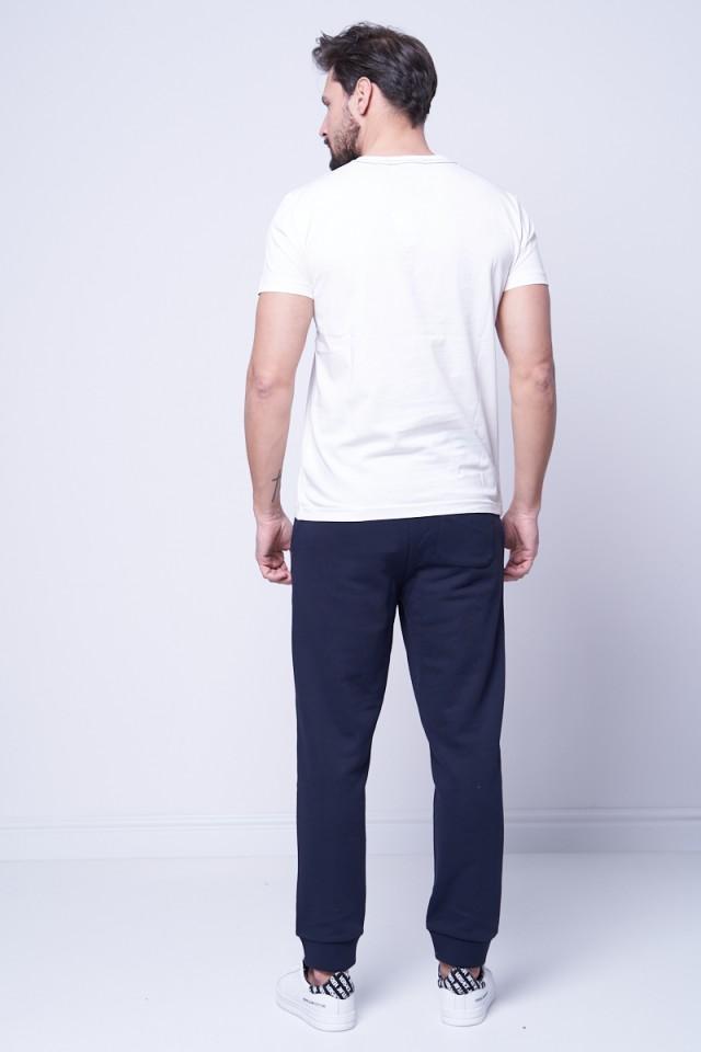 T-shirt z logo ARCH OUTLINE GANT