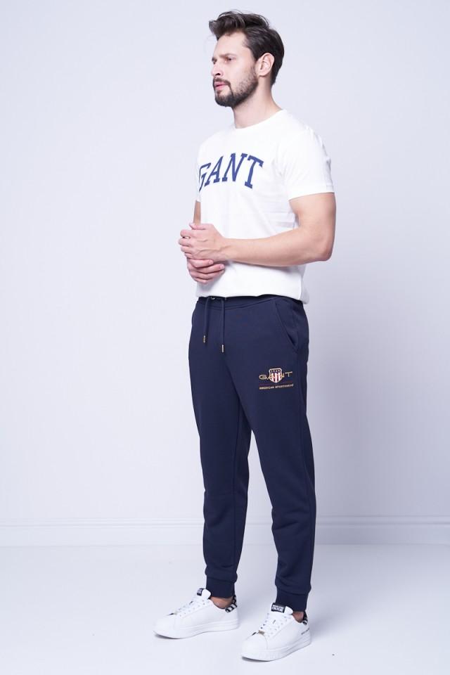 Spodnie dresowe z logo ARCHIVE SHIELD GANT