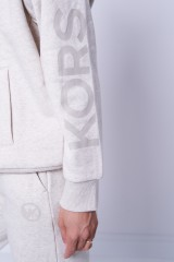 Bluza z kapturem z logo DUNE MICHAEL KORS