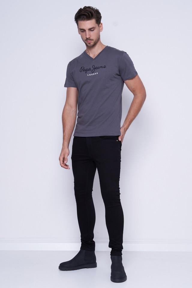 T-shirt EGGO V PEPE JEANS