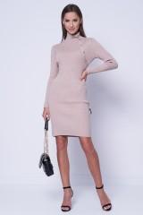 Sukienka z ozdobnymi guzikami PUEBLO SILVIAN HEACH