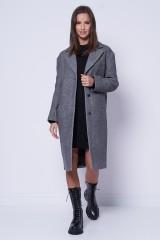 Płaszcz z dodatkiem wełny ARMANI EXCHANGE
