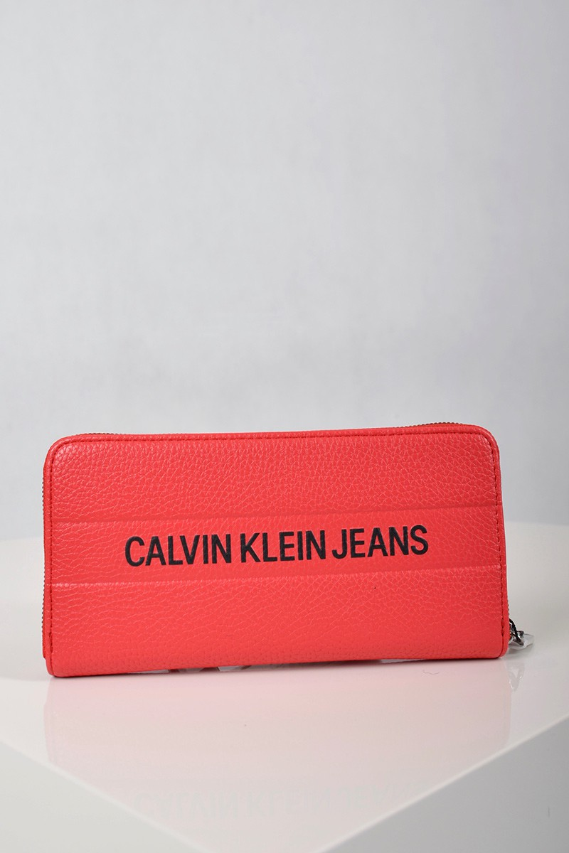 e87857a0d2a9c Calvin Klein Jeans Portfel LOGO BANNER RED CALVIN KLEIN JEANS ...