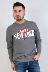 Longsleeve TJM NEW YORK GREY TOMMY JEANS