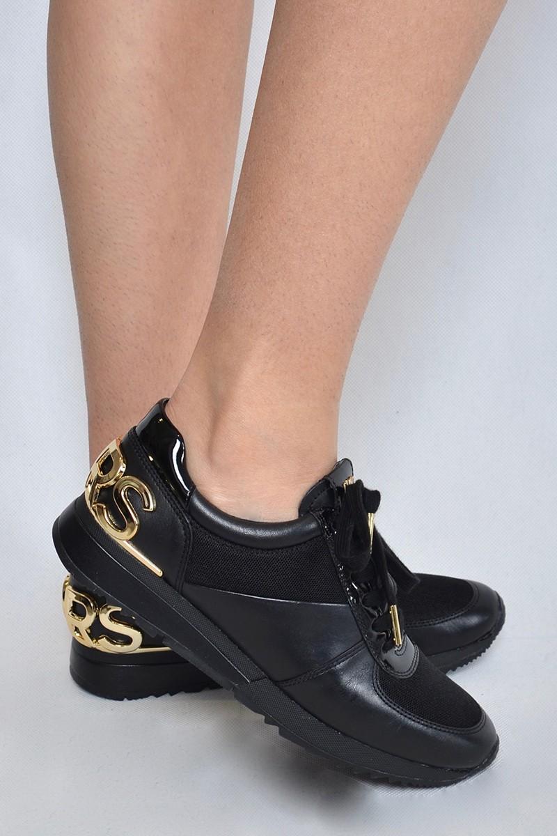 d02ede1cab51f Michael Kors Sneakersy ALLIE WRAP TRAINER MICHAEL KORS - Butik ...