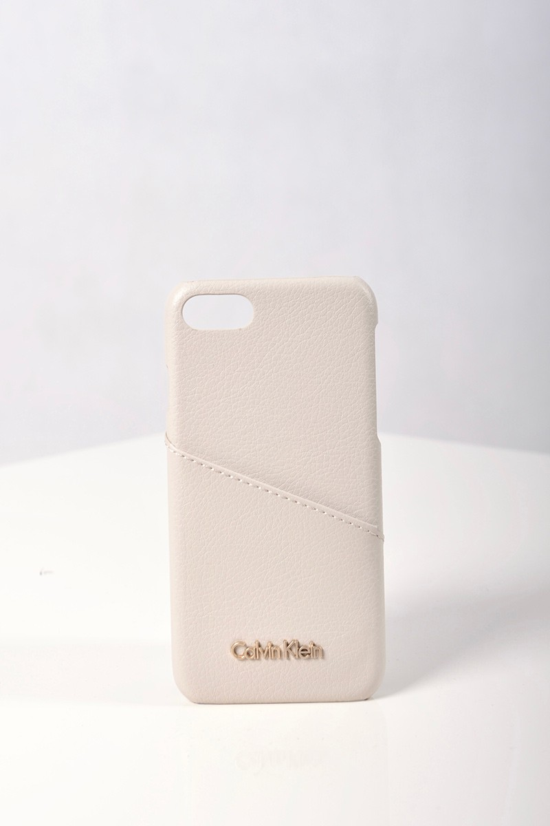 pretty nice 7fa52 56830 Calvin Klein Etui CASE iPHONE 6/6S/7/8 BEIGE CALVIN KLEIN - Butik Online  MAICON