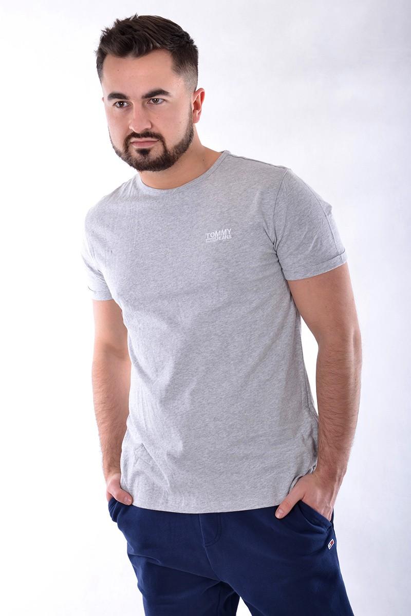 c2aa752dc Tommy Jeans T-shirt TJM MODERN JASPE TEE TOMMY JEANS - Butik Online ...