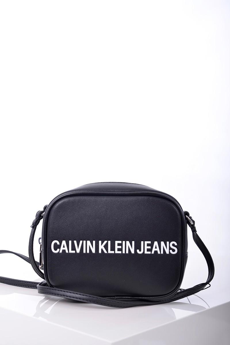 090c1a201af61 Calvin Klein Jeans Torebka SCULPTED LOGO CAMERA BAG BLACK CALVIN ...