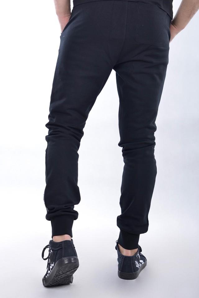 Spodnie dresowe JOGGERS BLACK CALVIN KLEIN JEANS