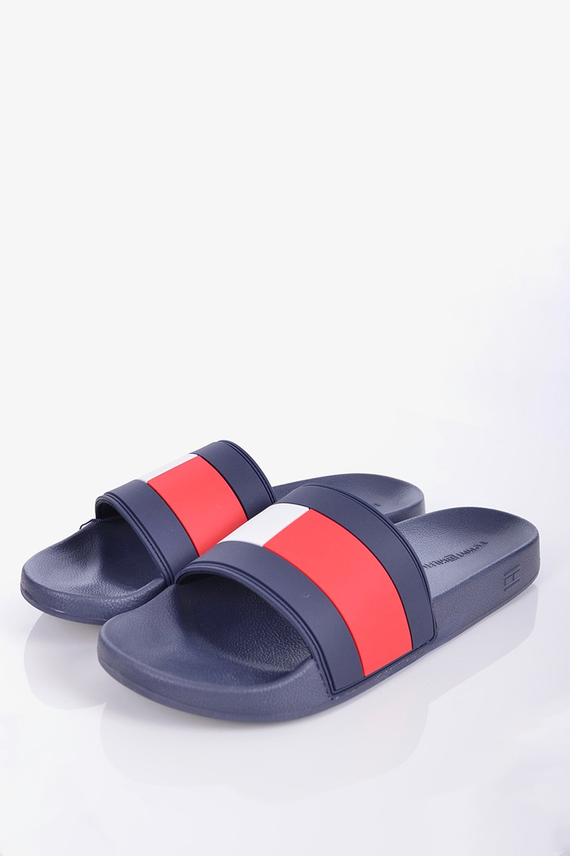 71df855d35824 Tommy Hilfiger Klapki ESSENTIAL FLAG POOL SLIDE TOMMY HILFIGER ...