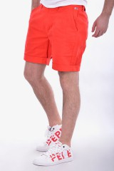Spodenki ESSENTIAL CHINO SHORT RED TOMMY JEANS