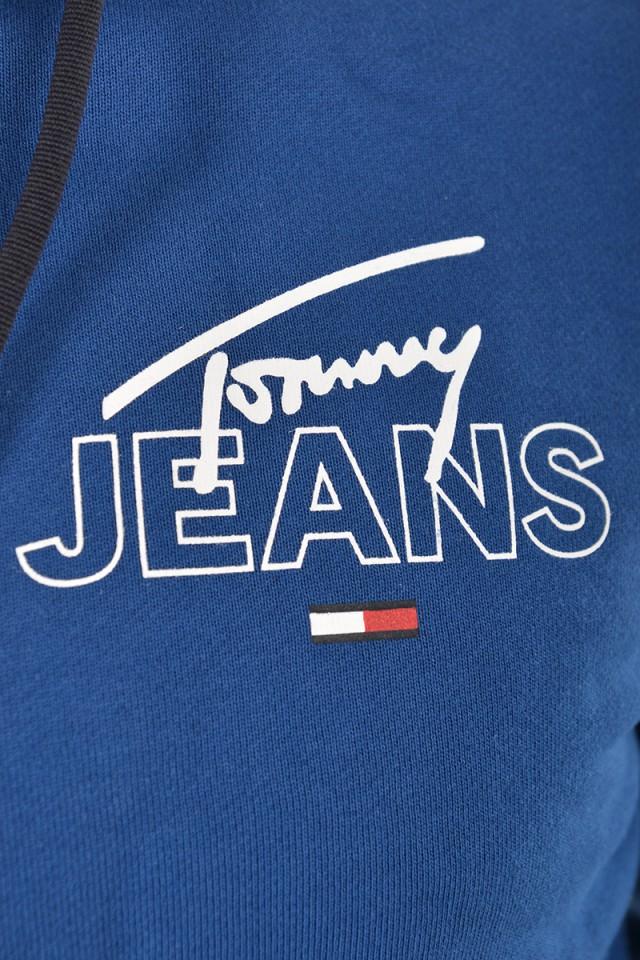 Bluza TJM ESSENTIAL GRAPHIC ZIP THRU TOMMY JEANS