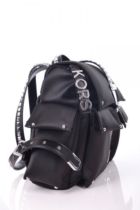 cea3dd073aa06 Plecak OLIVIA BLACK MICHAEL KORS Plecak OLIVIA BLACK MICHAEL KORS
