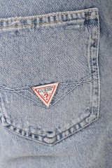 Szorty DENIM JEANS GUESS