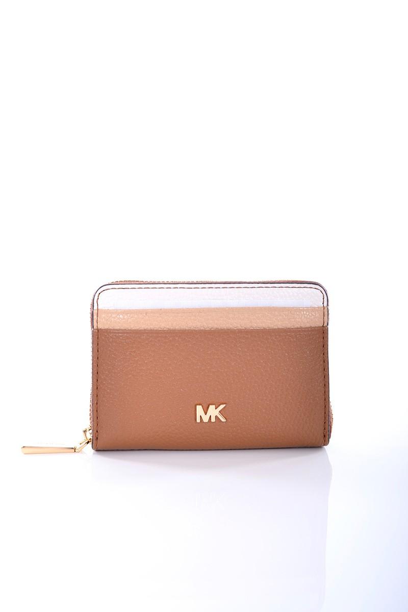285595f75895d Michael Kors Portfel MONEY PIECES COIN CARD CASE BTRN MICHAEL KORS ...