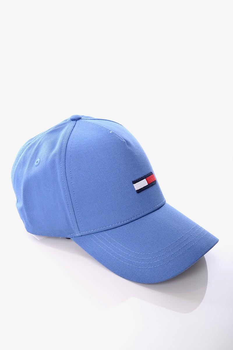 7faf26cc5 Tommy Jeans Czapka TJM FLAG CAP BLUE TOMMY JEANS - Butik Online MAICON