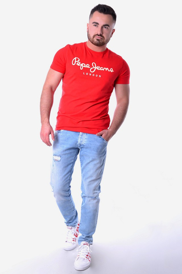 T-shirt PEPPER RED PEPE JEANS
